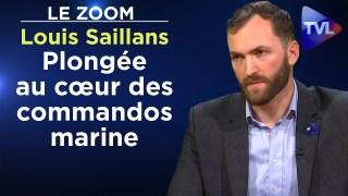 Plongée au cœur des commandos marine – Le Zoom – Louis Saillans – TVL