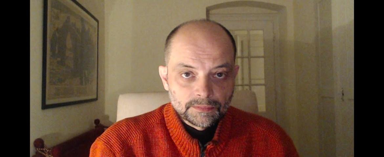 PREMIER ANNIVERSAIRE DE LA DYSTOPIE! 5.2.2021 — Le briefing hebdomadaire avec Slobodan Despot