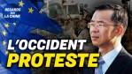 Sept pays de l' UE convoquent leurs ambassadeurs de Chine ; Les E.U sur la cause des Ouïghours