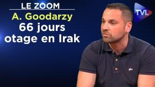 66 jours otage en Irak – Le Zoom – Alexandre Goodarzy – TVL