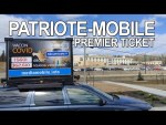 ActuQc : La Patriote-Mobile a eu son premier Ticket à Chibougamau (ReUpload)
