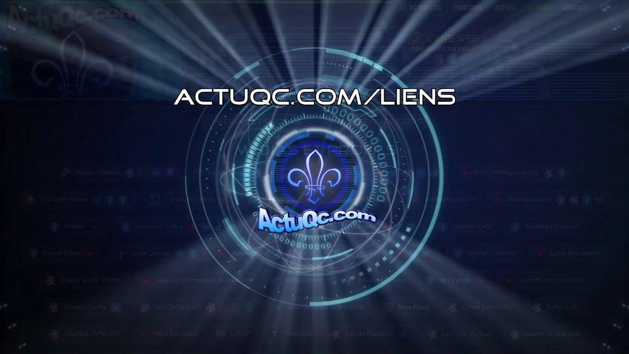 ActuQc : Retrouver vos lanceurs d'alerte sur cette page...
