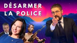 Désarmer la police [EN DIRECT]