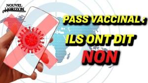 Le pass vaccinal rejeté à travers le monde ; liberté d'expression muselée à Hong Kong