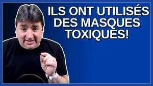 Les enseignants et étudiants qui ont utilisés les masques toxique. Comment expliquer cette erreur ?