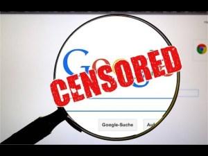 Les acteurs qui travaillent à la censure d'internet ?