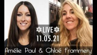 LIVE avec Chloé Frammery et Amélie Paul