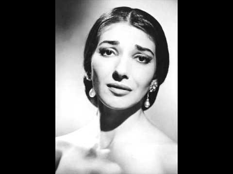 Maria Callas - Regnava nel silenzio (Donizetti - Lucia di Lammermoor)