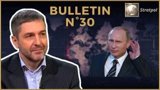 Bulletin N°30. Ukraineries, lois mémorielles, NS2, Poutine et De Gaulle. 12.06.2021.