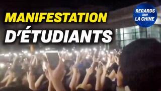 Chine : la police réprime des manifestations étudiantes ; Guangzhou interrompt les vaccinations