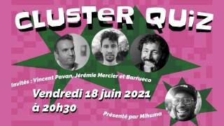 Cluster Quizz