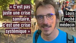 Dr Louis Fouché, l'humain au cœur de la démarche scientifique