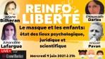 Droits et Libertés: « Le masque aux enfants: état des lieux psychologique, juridique et scientifique »