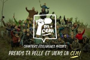 En direct du Chantier Écologique Massif dans les Cévennes -1