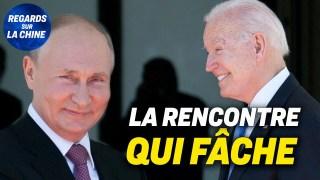 La rencontre de Biden et Poutine fait réagir le PCC ; Un dénonciateur puni par le régime