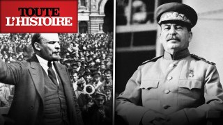 LA REVOLUTION RUSSE ET LA GUERRE CIVILE ESPAGNOLE | Documentaire Toute l'Histoire