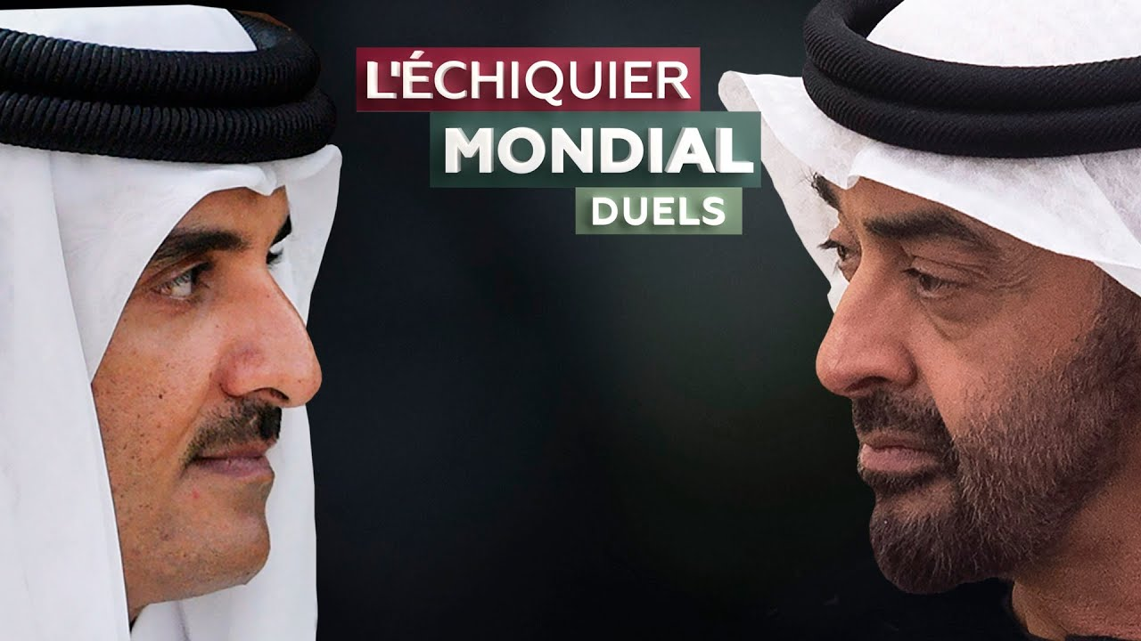 L'ECHIQUIER MONDIAL : DUELS. Qatar vs Emirats arabes unis