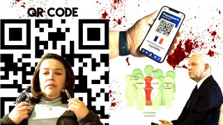 Marcel sur le QR Code, Pass Sanitaire et vaccination en anneau