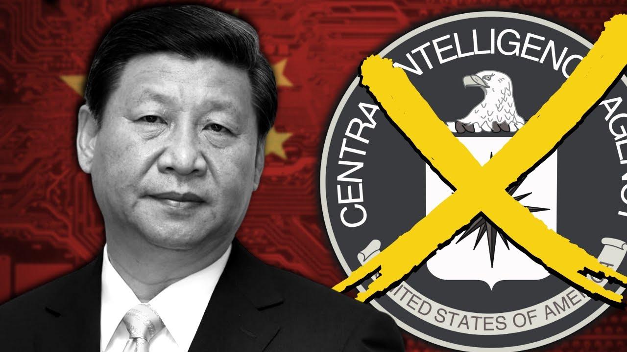 Comment la Chine a ridiculisé l'espionnage américain