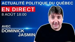 8 août 2021 – Actualité Politique Du Québec en Direct – C'est une invitation.