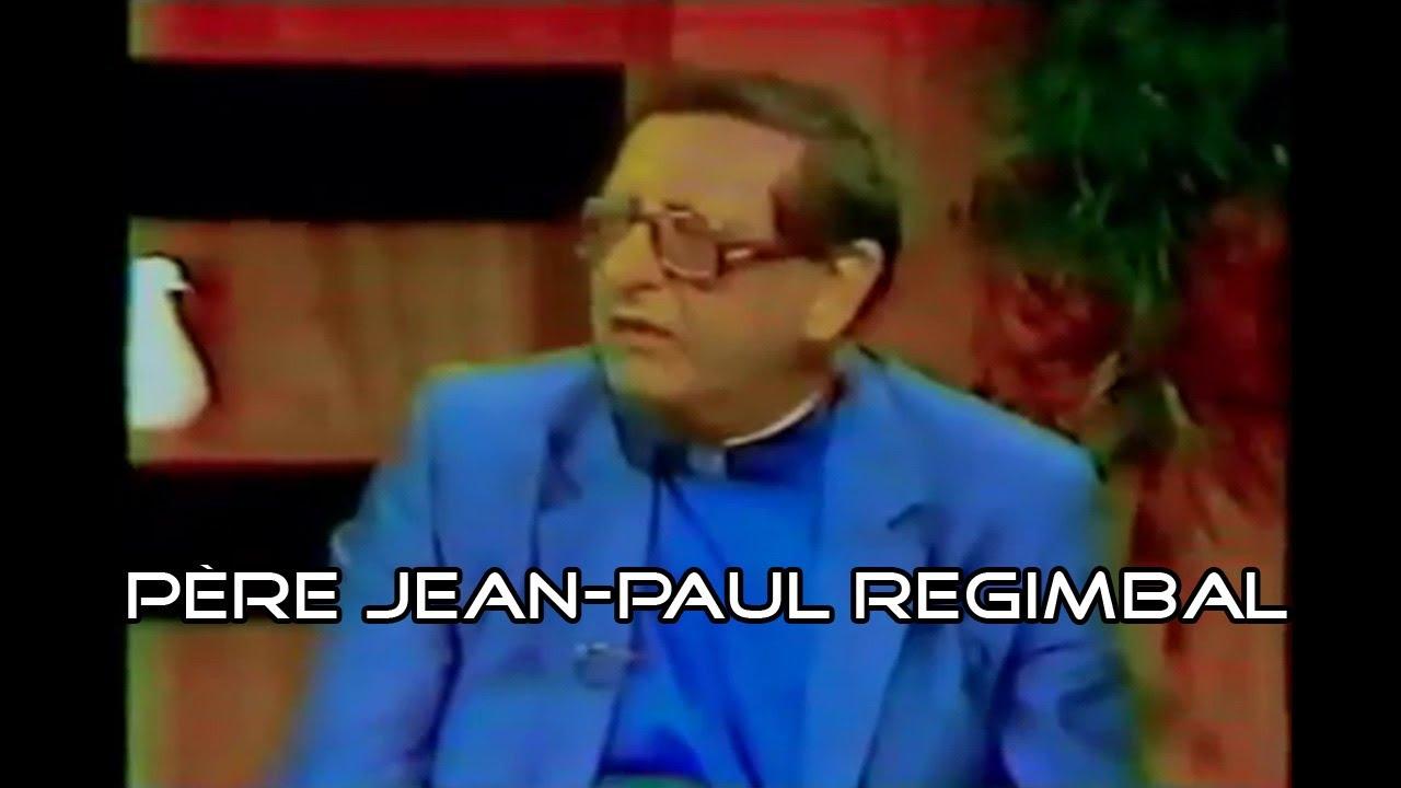 ActuQc : En 1983 il en parlait déjà – Père Jean-Paul Regimbal (Entrevue 1H48)