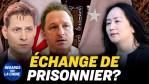 Affaire Huawei : des Canadiens libérés ; Vidéo : des commerçants victimes de violence en Chine