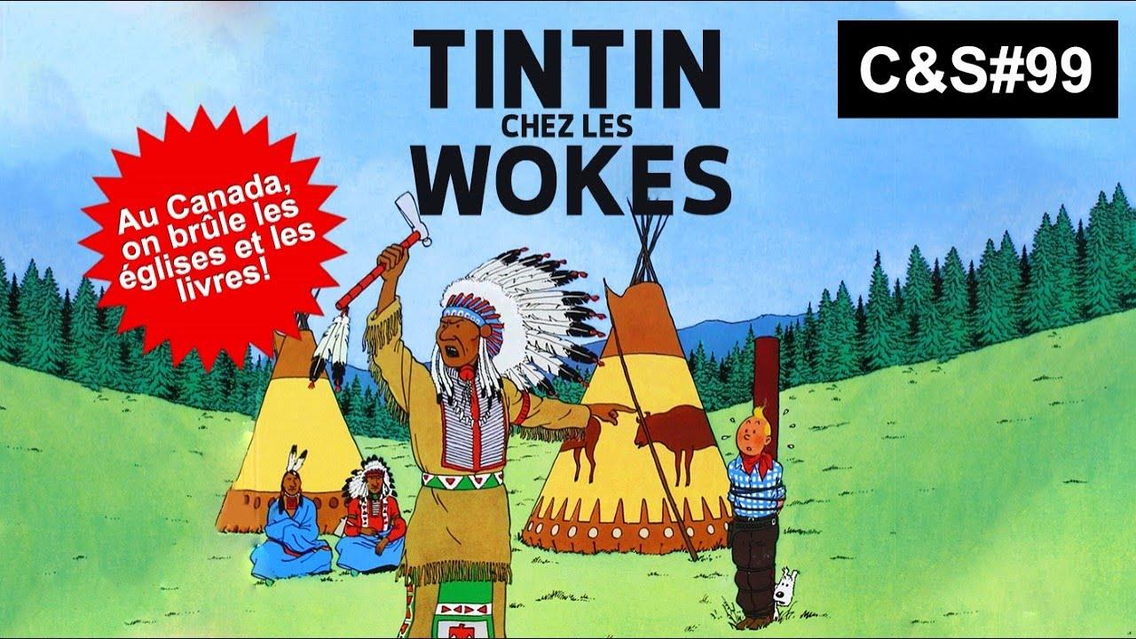 Culture et Société – Tintin chez les wokes