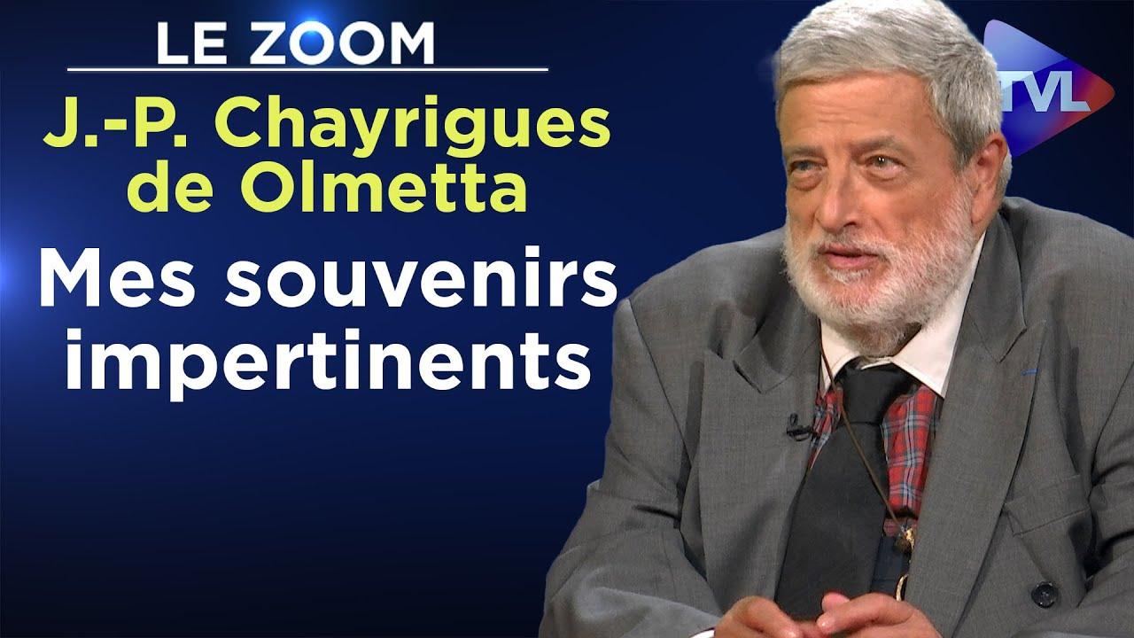 De l'Opéra à la Comédie française : mes souvenirs impertinents – Zoom – J.-P. Chayrigues de Olmetta
