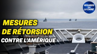 Des navires de guerre chinois entrent dans la zone économique des E.U ; Controverse sur Wikipedia