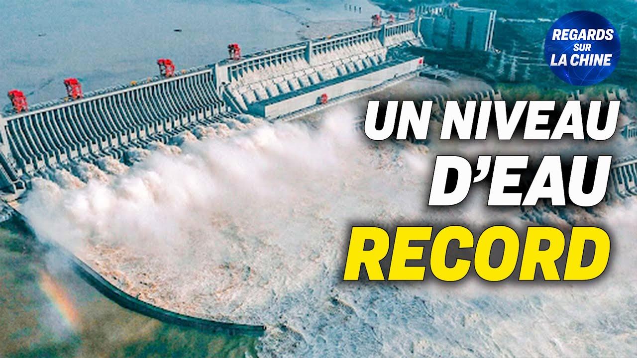 Le barrage chinois des Trois Gorges atteint un niveau d'eau élevé ; Un test génétique controversé