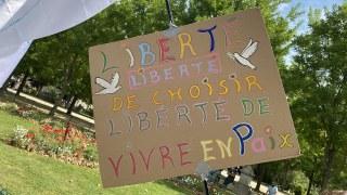 Manifestation anti-pass | Les Patriotes, 4 septembre à Paris