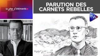 Parution des Carnets rebelles, le chef-d'œuvre posthume de Dominique Venner – Le + d'Eléments n°22