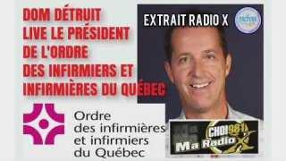 ActuQc : Le Facteur : PRÉSIDENT DE LORDRE DES INFIRMIERS ET INFIRMIÈRES DU QUÉBEC