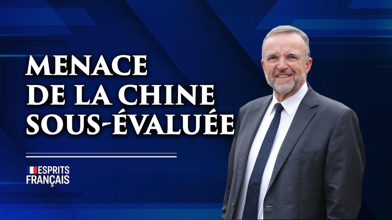 Étienne Blanc | Rapport de l'IRSEM et du Sénat: Éveiller l'attention des français