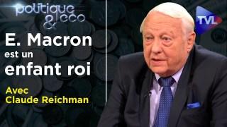 La révolution par le droit contre la tyrannie macronienne – Poleco n°314 avec Claude Reichman