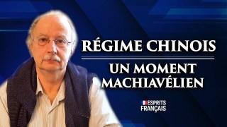 Pierre-Antoine Donnet   Régime chinois: un moment machiavélien