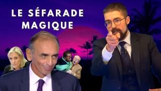 Zemmour, Le Pen, les Juifs et le Québec