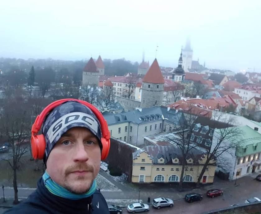 domberget slott Tallinn