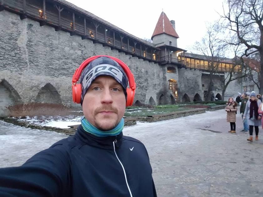 Jungfrutornet Tallinn löpning