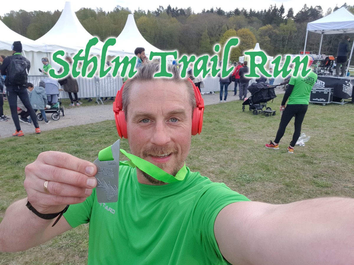 Sthlm Trail Run 2019