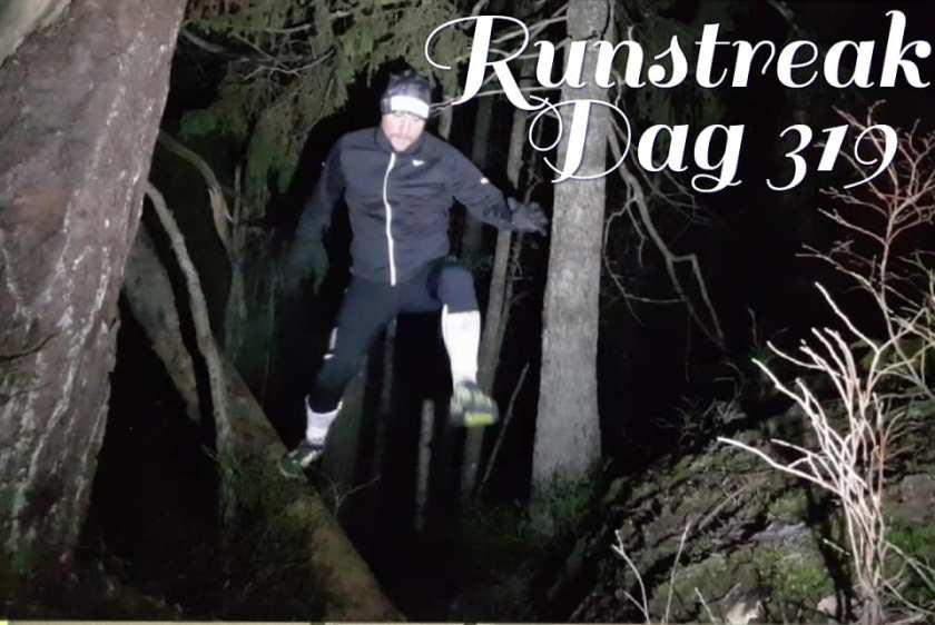Löpning runstreak