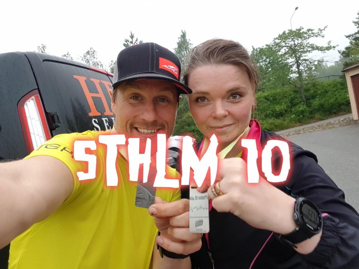 """Vacker löpning under """"Sthlm10"""""""