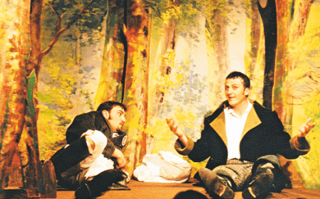 Les Suisses - 1998