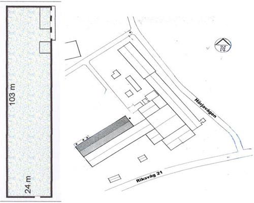 TF planritning+situationsplan lager 2.500 m2