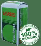 LATAGRO 250l tőzeg zsák fotó, 100% organic