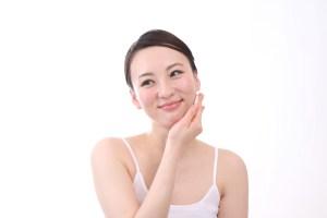 化粧水の付け方