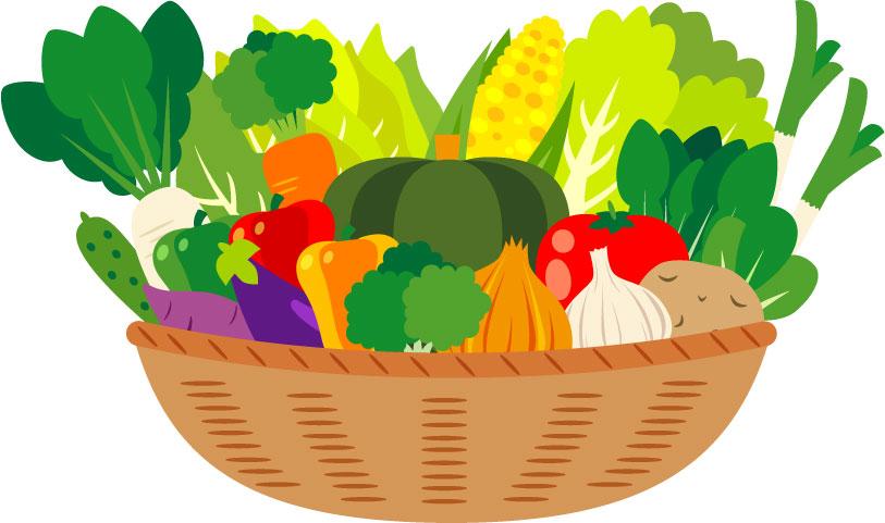 ビタミンC(多く含む食品は主に緑黄色野菜やくだもの)