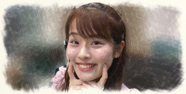 沖野綾亜アナ(RBC琉球放送2019新人)がかわいい!