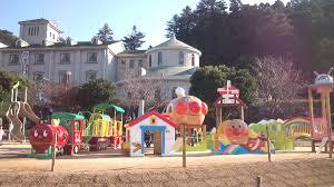アンパンマンミュージアム高知の公園