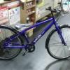 子供の誕生日プレゼントはブリジストンの人気の「シュライン」って自転車(*´з`)